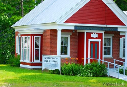 2. Norridgewock library-kab