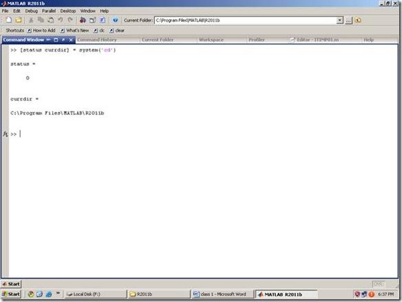 where is my matlab startup folder