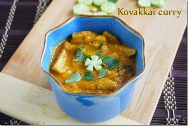 Kovakkai curry