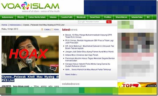 voa islam berulah sebar berita bohong hoax