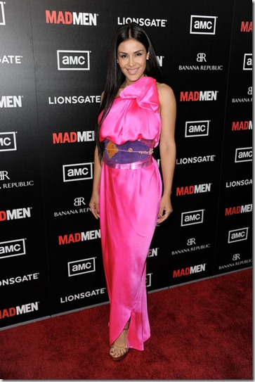 Premiere AMC Mad Men Season 5 Arrivals wBbmmfYiVFil