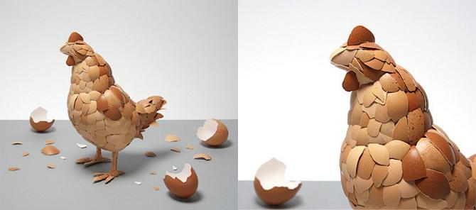 """""""O que veio antes, o ovo ou a galinha?"""""""