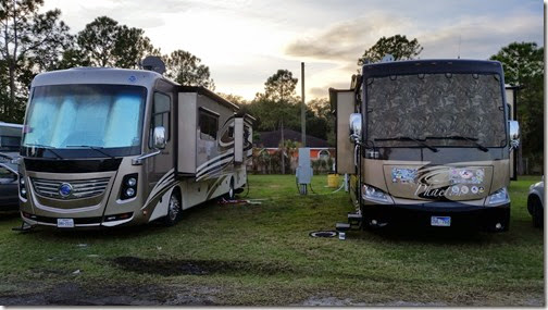 Gypsy And The Mariners RV Adventures Florida RV Super Show Then - Florida state fairgrounds car show