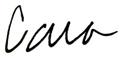 Cara Signature