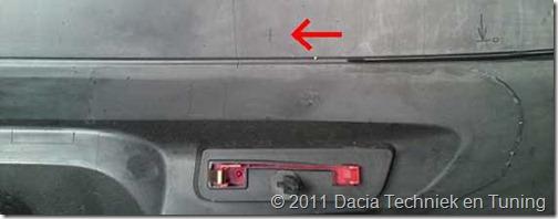 Parkeersensoren Dacia Duster 01