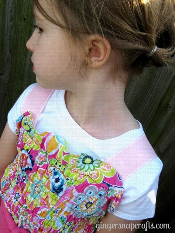 easy spring dress straps