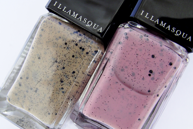 Esmaltes Imperfection Illamasqua - Freckle e Scarce