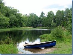 7180 Restoule Provincial Park - walk to Visitor Centre - Restoule River