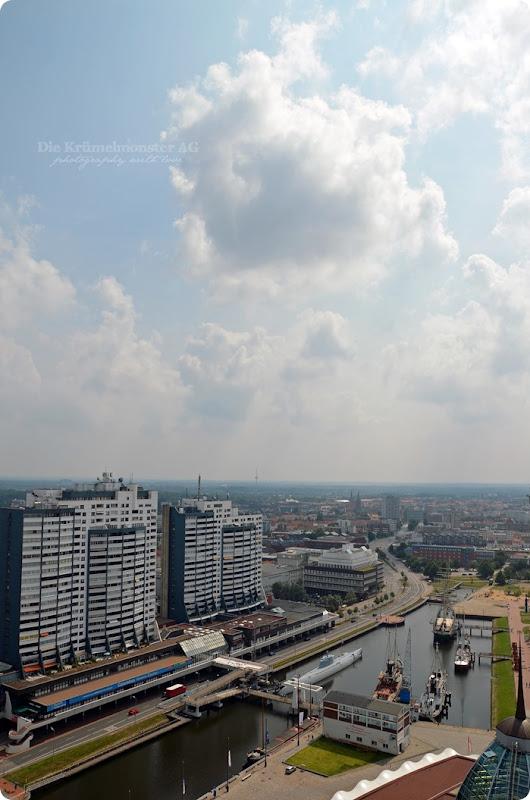 Wremen 29.07.14 Bremerhaven 76 Aussichtsplattform
