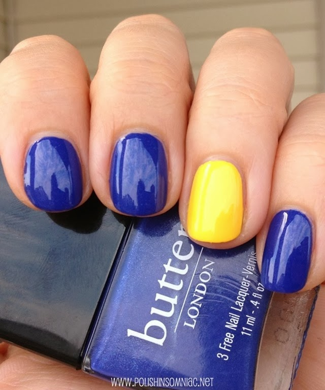 butter LONDON Giddy Kipper and Pimms  4