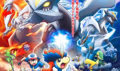 Hình Ảnh Pokemon Movie 15  Kyurem Và Kiếm Sĩ Thần Thánh Keldeo