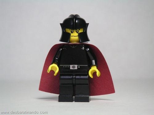 magneto X-men super heróis de lego desbaratinando
