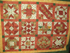 Quilters with a Mission Story City 57 x 71