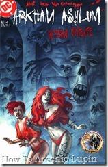 P00005 - Arkham Asylum Living Hell #6