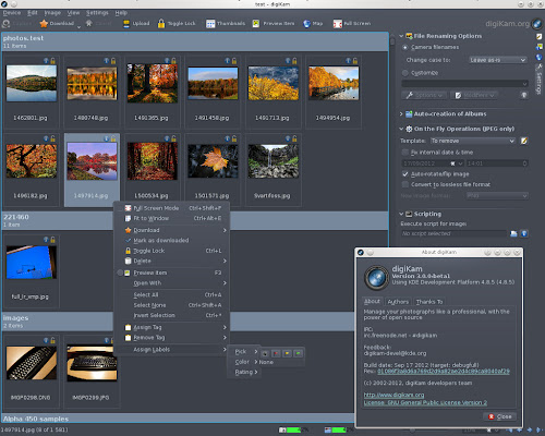 digiKam Software Collection 3.0