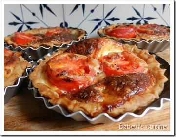 tartelettes comté tomate graines moutarde2