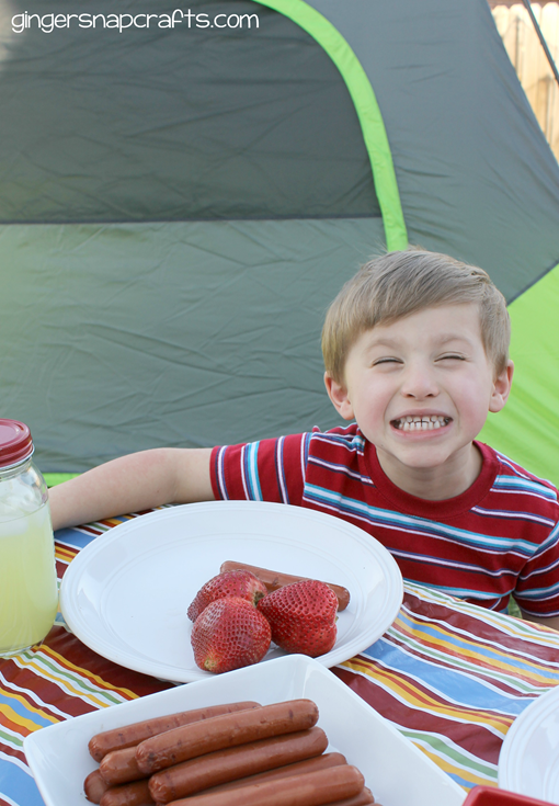 family time in the great outdoors #shop