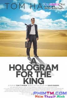 Chặng Đường Mới - A Hologram for the King Tập HD 1080p Full