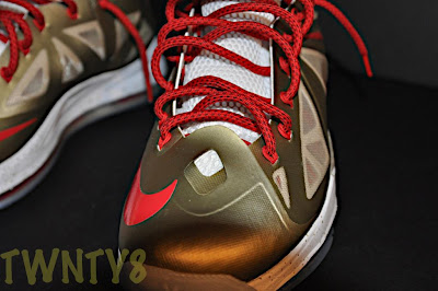 nike lebron 10 id production poor man championship gold 1 01 Poor Mans Championship Gold Nike LeBron X iD by TWNTY8
