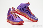 nike lebron 10 gr allstar galaxy 9 03 Release Reminder: Nike LeBron X All Star Limited Edition