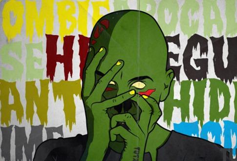 38. Transforma tu imagen en un zombi