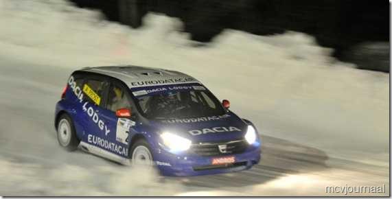Dacia Lodgy Glace Lans en Vercors 03