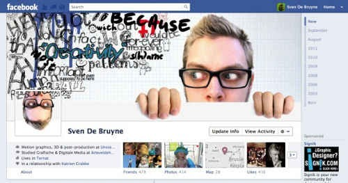 Facebook timeline cover, Tips for creating appealing FB timeline covers.