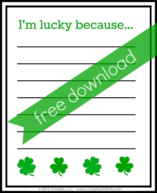 I'm Lucky Because Free Download