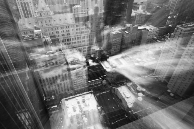 Ghost Buildings