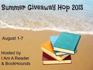 summer giveaway hop 13