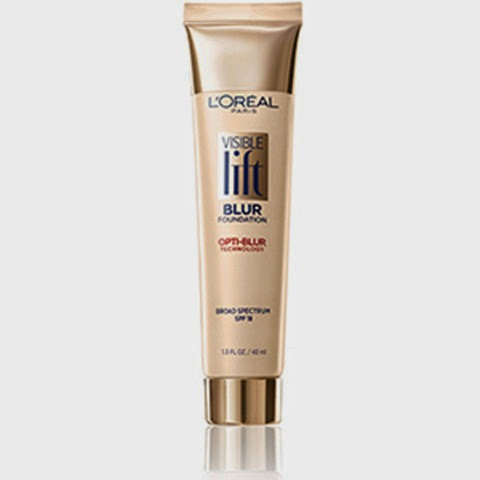 Loreal visible lift blur foundation