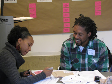The Wagner Leadership Academy offers an opportunity for representatives of graduate student groups to learn leadership and management skills and to connect and collaborate with other student leaders.