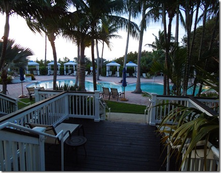 Hawks Cay Tranquility Pool