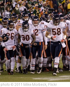 'Chicago Bears' photo (c) 2011, Mike Morbeck - license: http://creativecommons.org/licenses/by-sa/2.0/