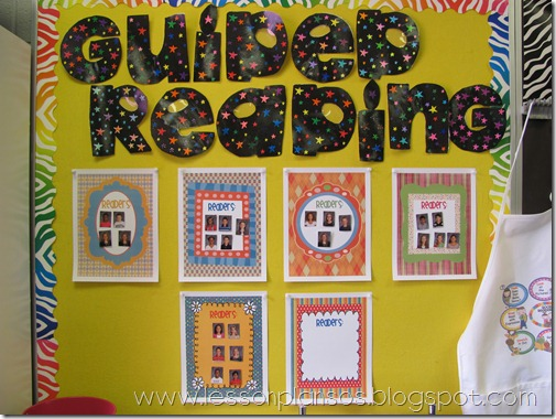 Classroom Group Names Ideas ~ Lesson plan sos teacher reading binder update