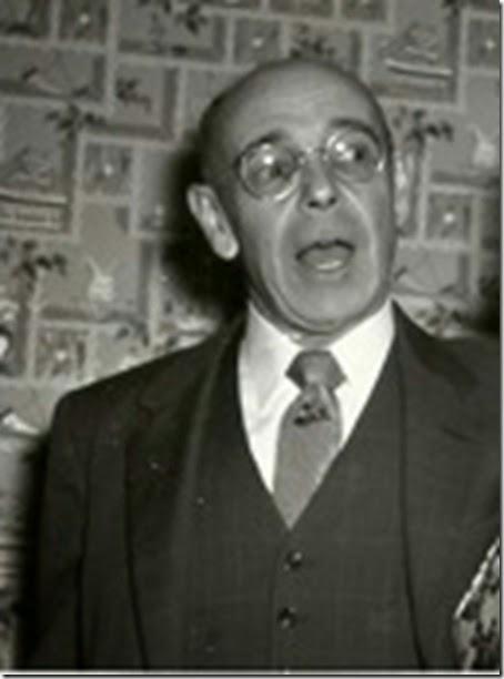 Mervyn Gunzendorfer 1957