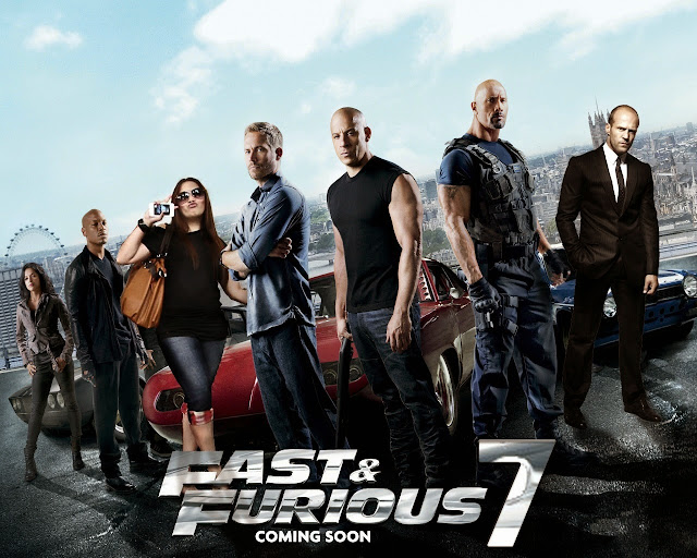 Fast And Furious 7 Grossed $800.5 million In Box