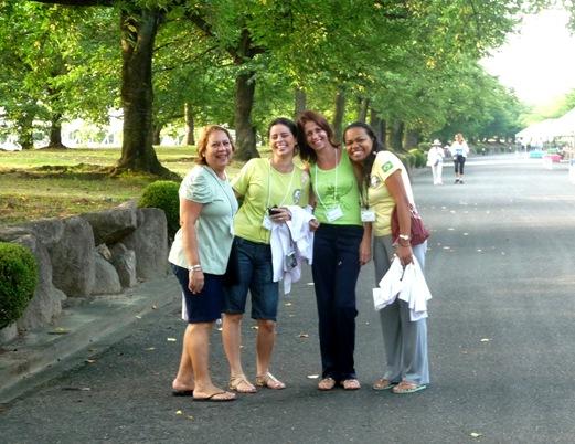 Gloria Ishizaka - PL 2011 - caminho para Himorogui 1