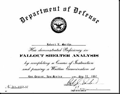 Lo-fallout diploma