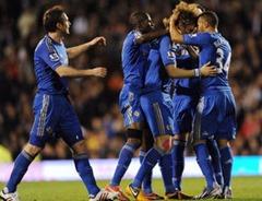 Hasil Fulham vs Chelsea