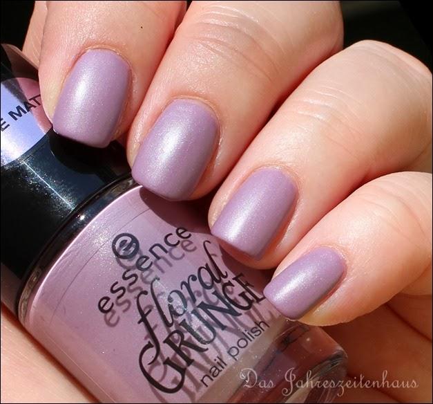 Flieder Essence Floral Grunge Madly Purpled 7