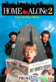 Ở Nhà Một Mình 2: Lạc Đến New York - Home Alone 2: Lost in New York Tập 1080p Full HD