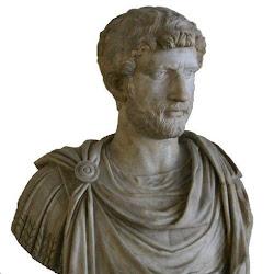 96 - Busto de Adriano