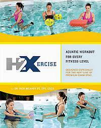 swim spa work out book