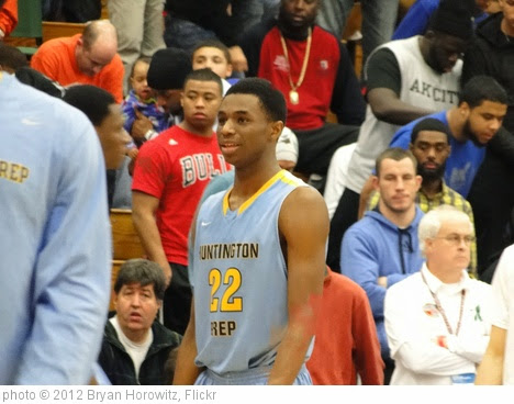 'Andrew Wiggins' photo (c) 2012, Bryan Horowitz - license: https://creativecommons.org/licenses/by-sa/2.0/