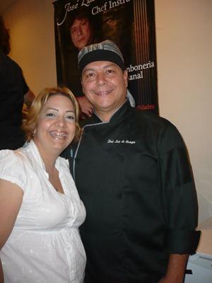 Con Chef Jose Luis De campos