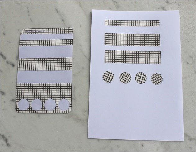 Filofaxing Masking Stickers Details