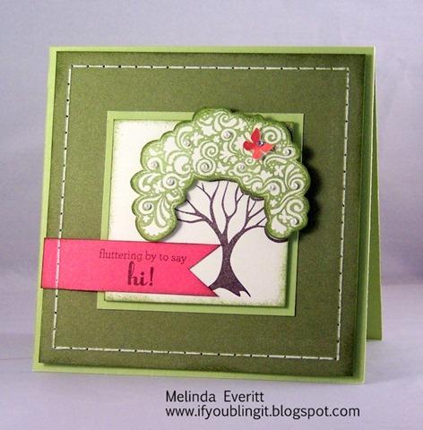 1-Tree Card