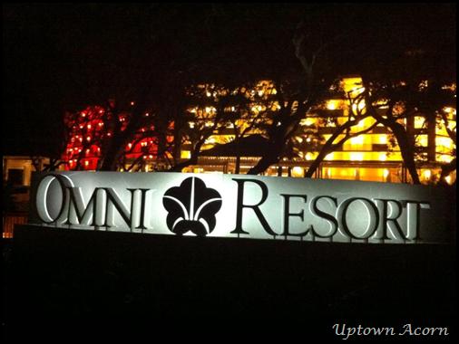 omni sign night