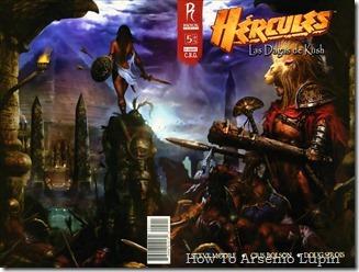 P00005 - Hercules - Las Dagas de K
